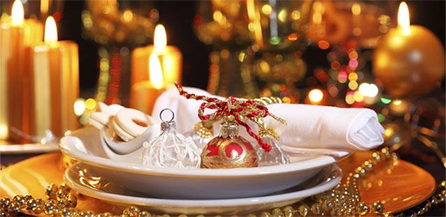 Weihnachtsbüffet